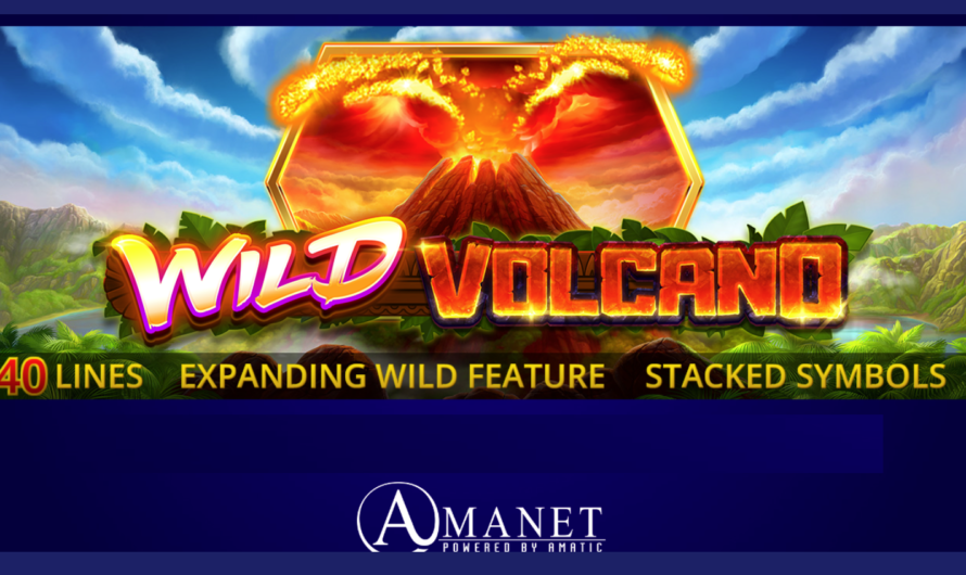 Wild Volcano from Amatic