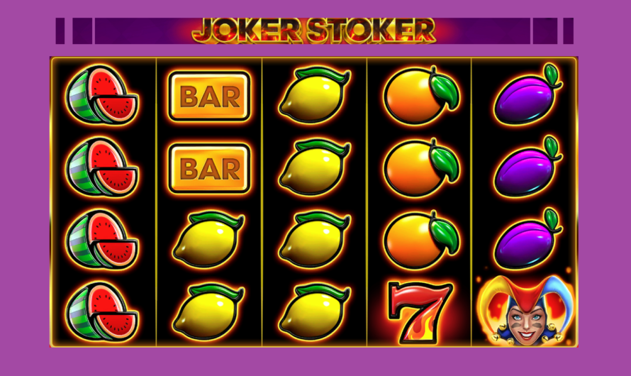 Joker Stoker from Endorphina