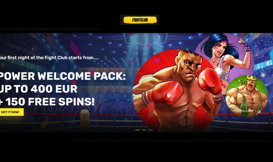Lady Hammer becomes Fightclub Casino