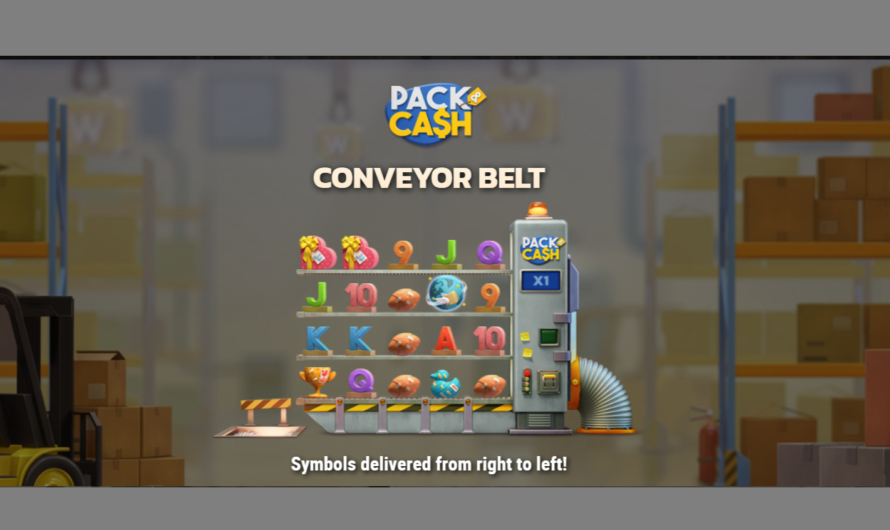 Pack and Cash from Play'n GO