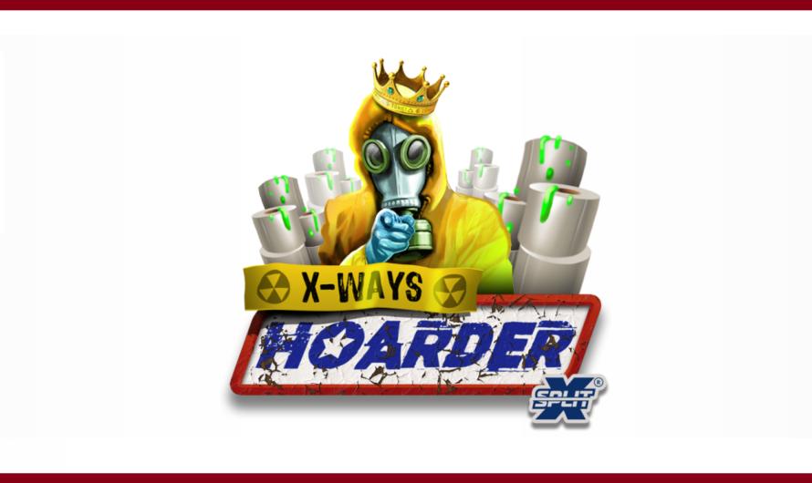 X-Ways Hoarder from NoLimitCity