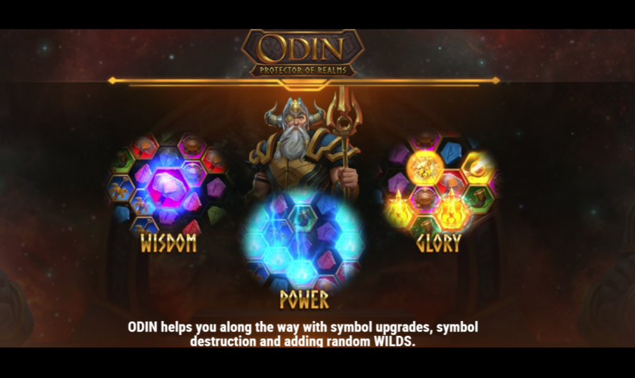 Odin from Play'n GO