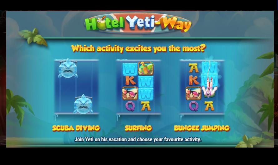 Hotel Yeti-Way from Play'n GO
