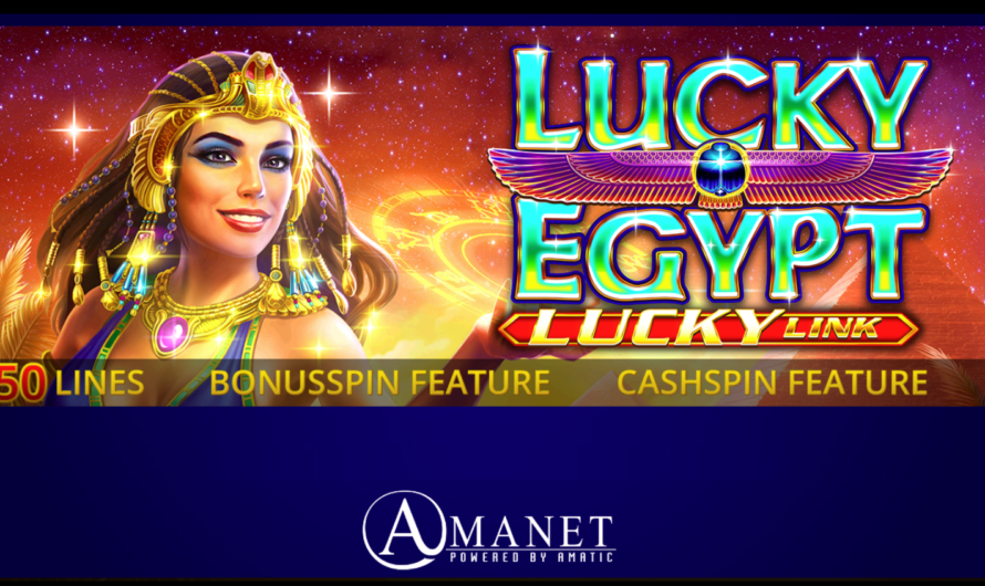 Lucky Egypt from Amatic