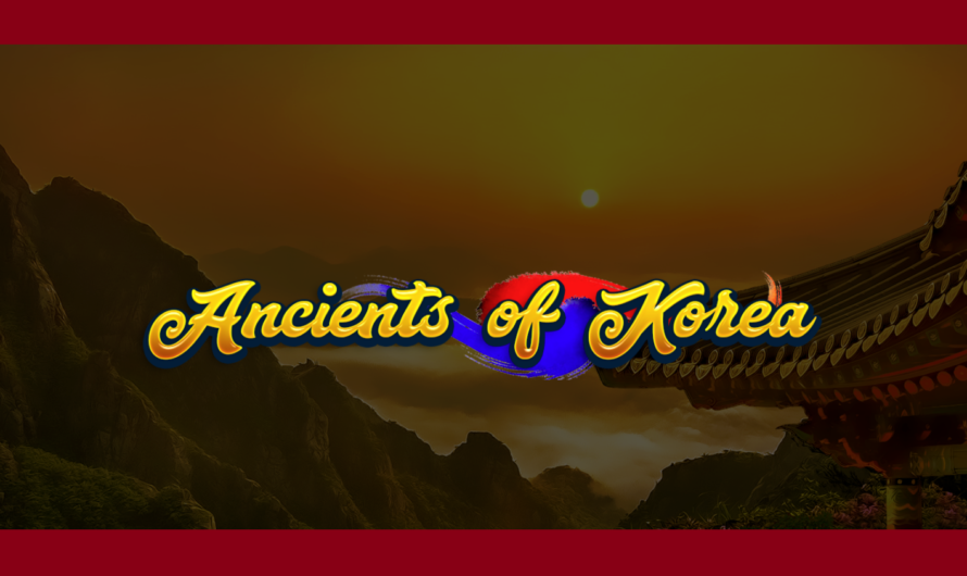 Ancients of Korea from iSoftBet