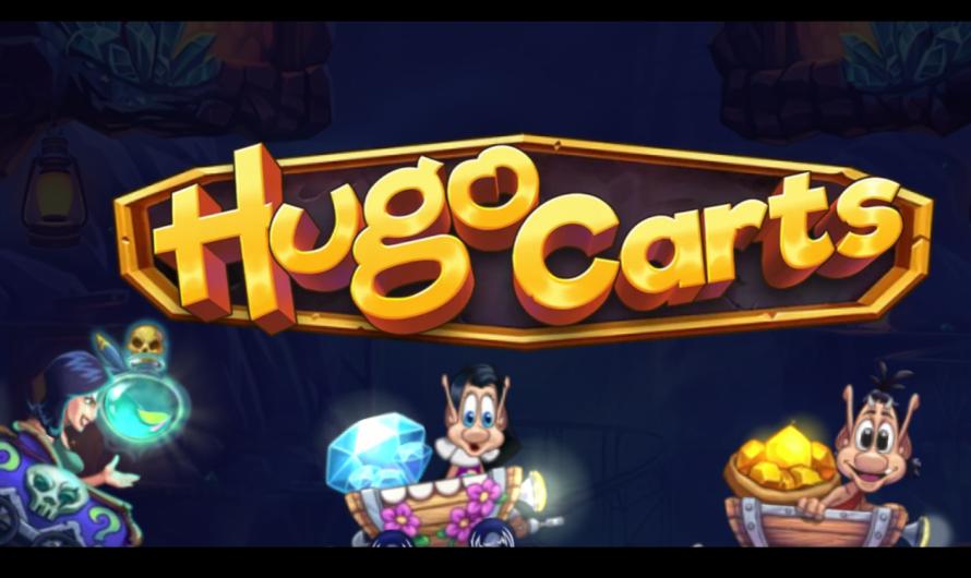Hugo Carts from Play'n GO