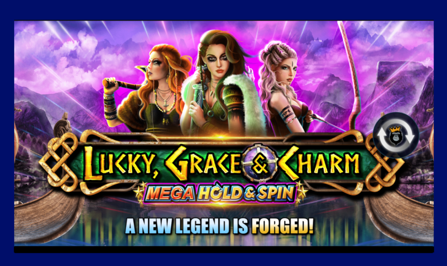 Lucky Grace and Charm from Pragmatic Play