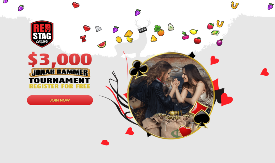 Red Stag – True Grit Freeroll