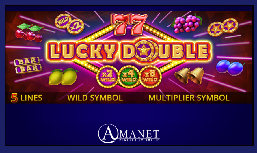 Lucky Double from Amatic