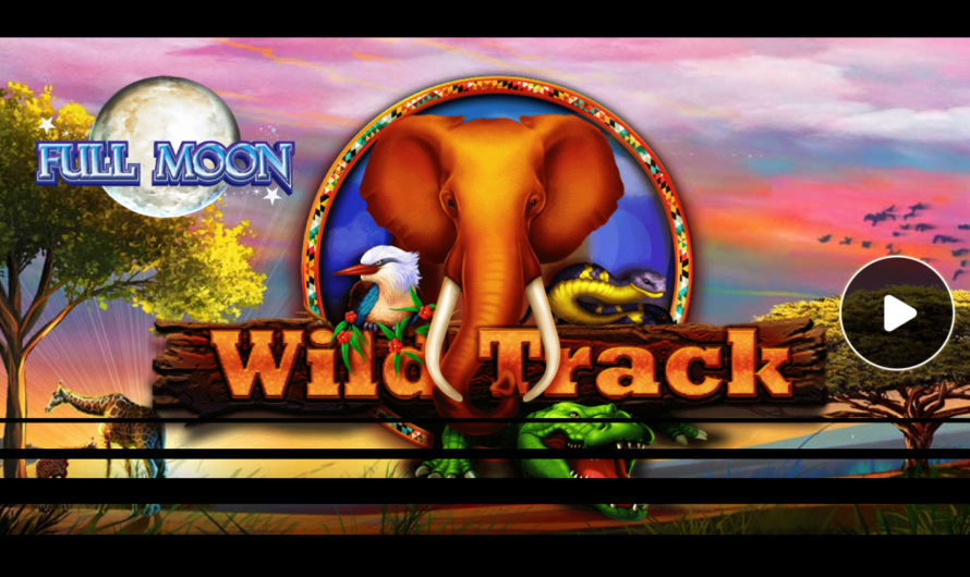 Full Moon Wild Track from Playtech